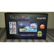 Tablet Techpad Xtab785 7 512mb, 8gb 1.1ghz