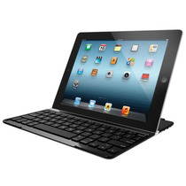 Teclado Logitech Ultrathin Keyboard Cover Black For Ipad 2