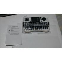 Mini Teclado Con Funciones De Raton Bluetooth