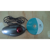 Mouse Trackball Logitech