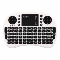 Teclado Hausbell Mini H7 Inalámbrico Pc Xbox360 Ps3 Android