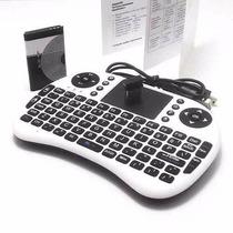 Teclado Inalambrico Air Mouse Tv Box Ps3 Xbox360 Tv Tableta