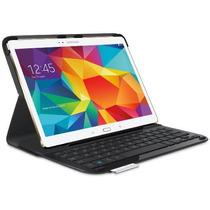 Teclado Bluetooth Y Estuche Para Samsung Galaxy Tab S 10.5