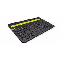 Teclado Inalambrico Bluetooth Logitech K480 Tablet, Celular