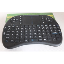 Teclado+mousepad Inalámbrico | Raspberry | Smarttv | Android