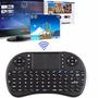 Mini Teclado Inalambrico Air Mouse Rii Usb 2.4ghz Tv Box