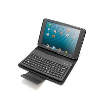 Funda Con Teclado Bluetooth Portatil Para Ipad Mini