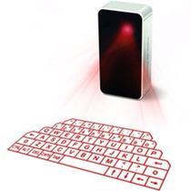 Mini Teclado Presentador Con Apuntador Laser Inalambrico