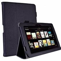 Envio Gratis Funda Tableta 9 Pulgadas Piel Dell Kindle Vegan