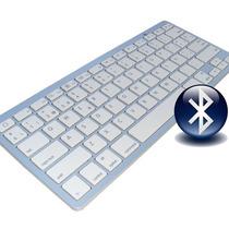 Teclado Bluetooth Inalámbrico Para Ipad Mac Pc Y Muchos Mas