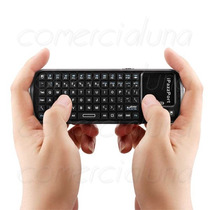 Teclado Bluetooth Mouse Touch Pad Portatil Inalambrico Vbf