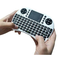 Mini Teclado Inalambrico Air Mouse Usb 2.4ghz Android/pc/mac