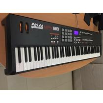 Akai Mpk88 Usb Midi Piano 88 Teclas