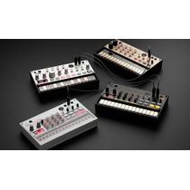 Korg Volca Combo (los 4) Con Conector A/c Y Envio.