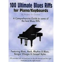 Blues Riffs De Piano Teclado Sinteti Yamaha Midi Korg Roland