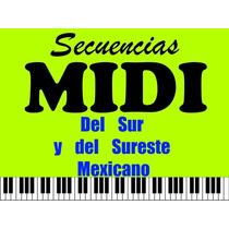 Midi Secuencias Midi Del Sur Y Sureste Mexicano Midis