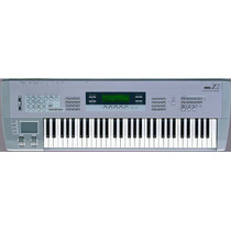Korg Z1 Expansion 4,000 Instrumentos Midiusb Vintage Skb Akg