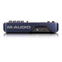 Controlador Teclado Midi M-audio Oxygen 25 3g 25 Teclas Avid
