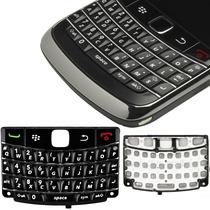 Teclado Blackberry Bold 9700 Original Blanco Qwerty Nuevo