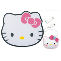 Mouse Alambrico Kt4098 Hello Kitty