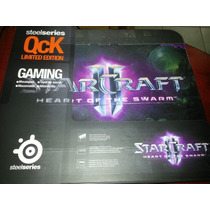 Steelseries Qck Starcraft 2 Heart Of The Swarm Logo