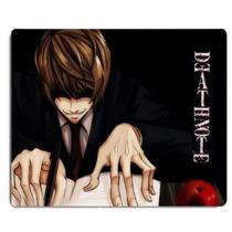 Mouse Pad Anime Death Note Kira Misa L 19.8x23.5cm 3 Diseños