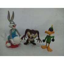 Figuras Looney Tunes Set 3 Personajes
