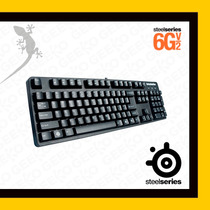Teclado Mecánico Steelseries 6gv2 Black Gamer