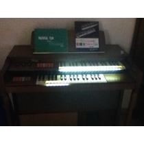 Organo Thomas Transistor 1962 Urge Por Favor!!! A Tratar!!