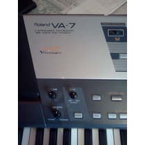 Roland Va-7 Vendo Teclas