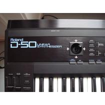 Sonidos Para Roland D50 (recopilacion De Las 5 Tarjetas)