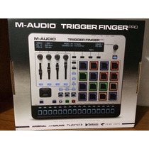 Nuevo Trigger Finger Pro M-audio - Midi Remate Envio Gratis