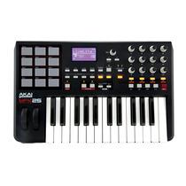 Akai Mpk25 Teclado Controlador Profesional Para Djs O Musico