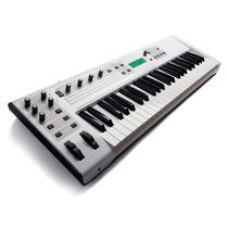 M-audio Venom 49 Teclado Sintetizador Usb Arpegiador Musicos