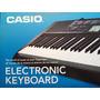 Teclado Electrónico Casio Ctk-1100