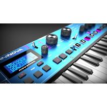 Novation Mininova Sintetizador 37 Teclas Con Vocoder Y Usb