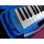 Pianica Escolar 32 Notas 2 Boquillas Estuche Rigido