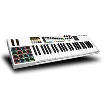 M-audio Code 49 Teclado Controlador Midi 49 Teclas