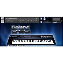 Roland D50 Para Kontakt. Más De 100 Sonidos.