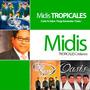 Midis Tropicales Cristo Te Salva, Hugo Fernandez, Oasis.