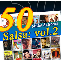 Midis Salseros Ii Lo Mas Sonado De La Salsa + Obsequio