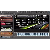 Samples Kontakt: Yamaha S90es Natural Grand Piano