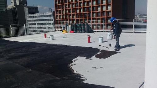 Tecmain Sistemas De Impermeabilización Azoteas Y Cisternas