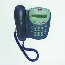 Teléfono Ip Avaya Básico Con Pantalla, Buzón De Voz, Control