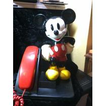 Telefono De Mickey Vintage