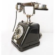 Teléfono Antiguo Aleman Siemens & Halske W19 De 1910
