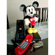 Teléfono Mickey Mouse At&t 210