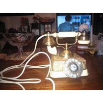 Teléfono Antiguo De Disco 60´s