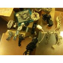 Remate Cables Telefónicos 17 Piezas C Rosetas