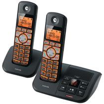 Telefono Inalambrico Motorola K702b Dect 6.0 2 Auriculares